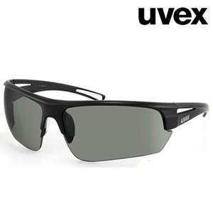 Gravic UVEX sunglasses matte black unisex